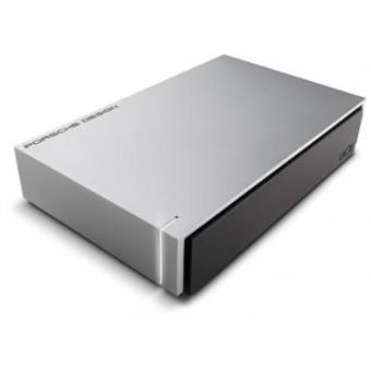 LaCie Porsche Design Desktop Drive - Externe harde schijf - 8 TB - Silver