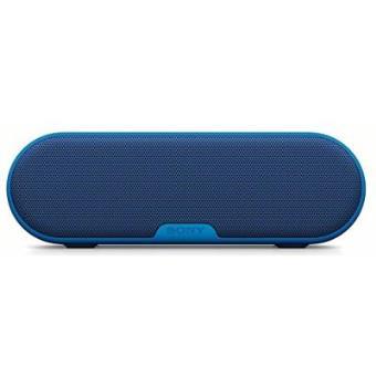 Enceinte portable Sony SRS-XB2 Sans fil Bleu