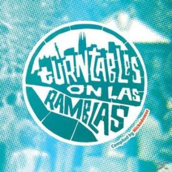 TURNTABLES ON LAS RAMBLAS