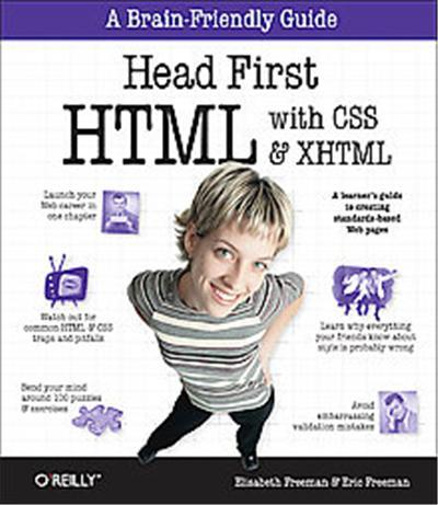 Head First Html With CSS & XHTML, Head First Series