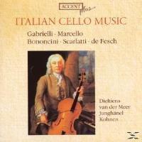 Italian Cello Music