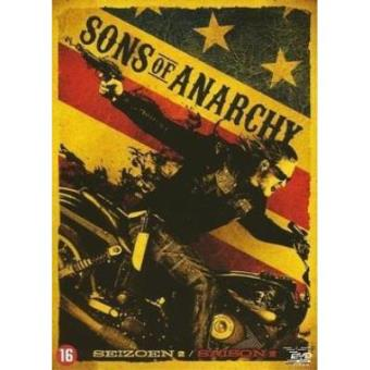 SONS OF ANARCHY 2-4 DVD-BILINGUE