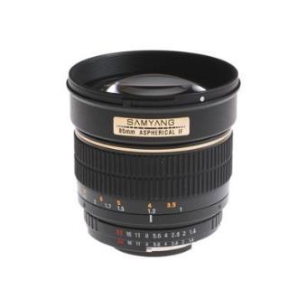 Samyang f/1.4 85MM Lens For Nikon