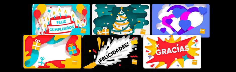 cartes cadeaux Fnac