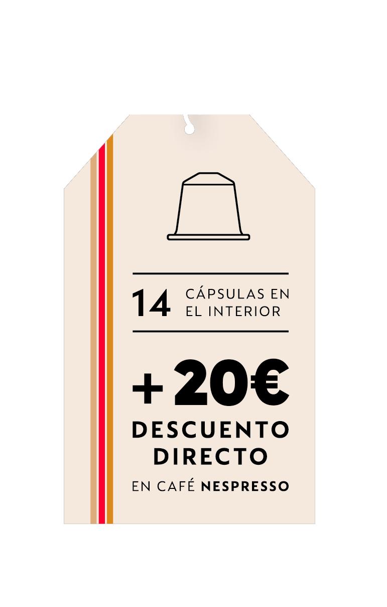 Nespresso 20€