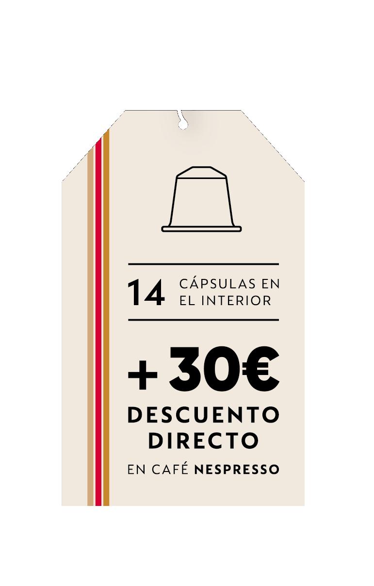 Nespresso 30€