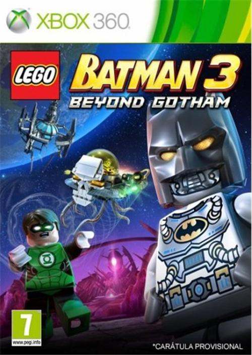 Lego Batman 3 Beyond Gotham Xbox 360 Para Los Mejores Videojuegos