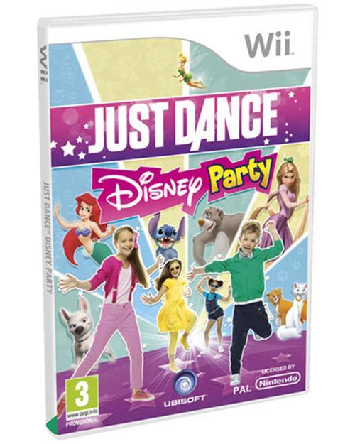 Just Dance Disney Wii Para Los Mejores Videojuegos Fnac