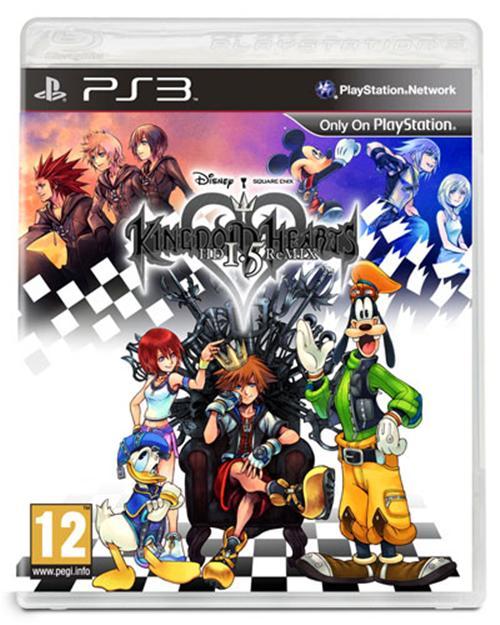Kingdom Hearts Hd 1 5 Remix Ps3 Para Los Mejores Videojuegos Fnac
