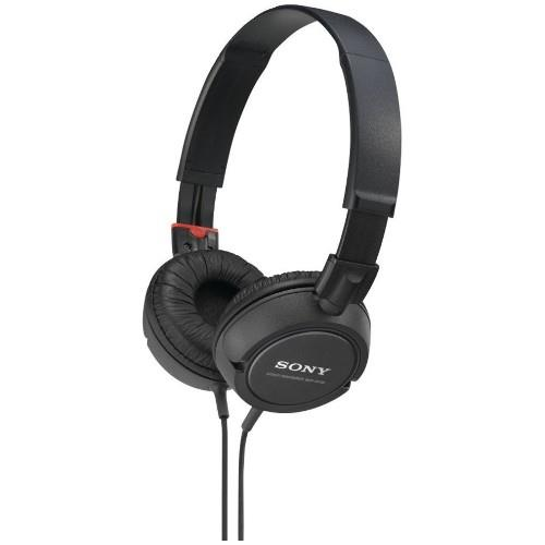 Sony MDR-ZX110 Auriculares Hi-Fi negros