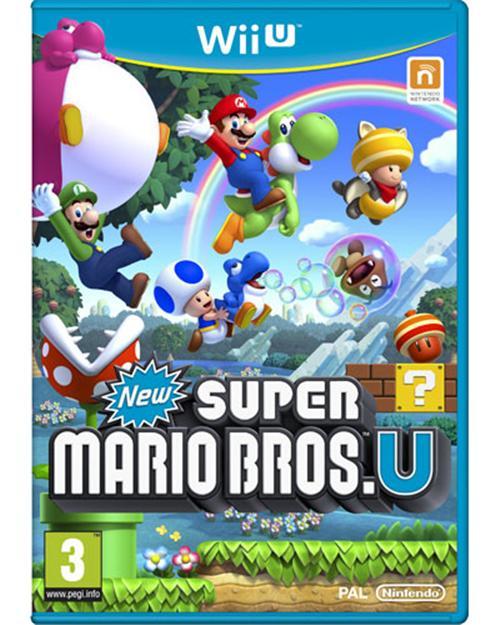 New Super Mario Bros U Wii U Para Los Mejores Videojuegos Fnac