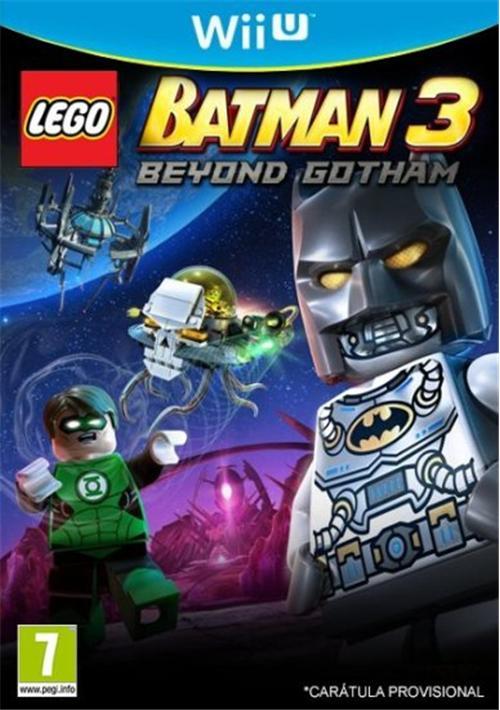 Lego Batman 3 Beyond Gotham Wii U Para Los Mejores Videojuegos Fnac