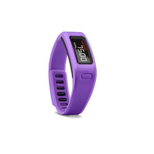 Garmin Vivofit Pulsera Fitness - Color Morado - Smartband - Comprar ...