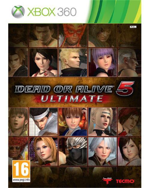 Tráiler Dead or Alive 5 Ultimate