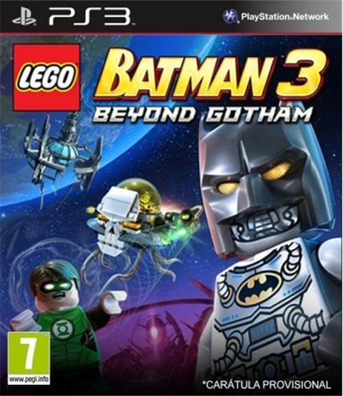 Lego Batman 3 Beyond Gotham Ps3 Para Los Mejores Videojuegos Fnac