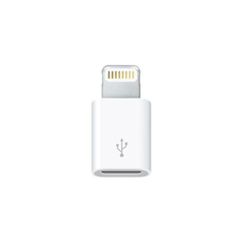 Apple Cable de conector Lightning a Micro USB
