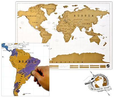 fnac mapa Mapa mural del mundo scratch 82x58   Varios Autores  5% en libros  fnac mapa