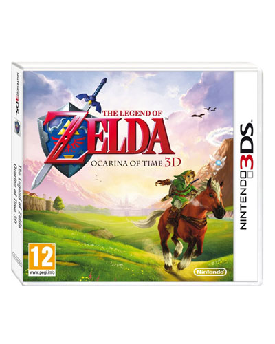 The Legend Of Zelda Ocarina Of Time 3ds Para Los Mejores