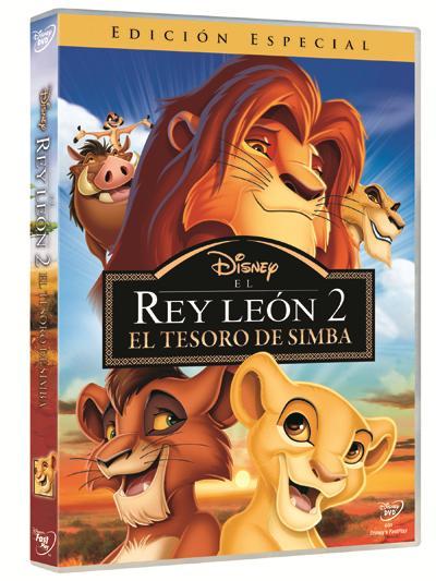 Resultado de imagen para el rey leon 2