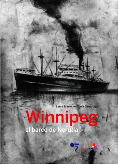 Hotel papel Winnipeg. El barco de