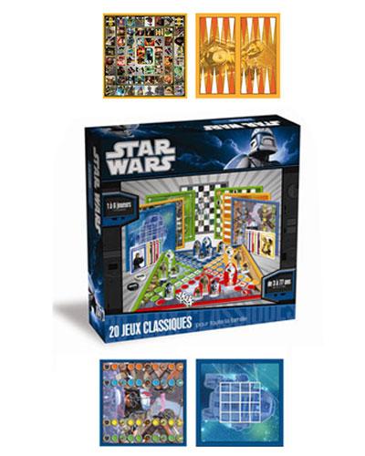 Star Wars Juego 20 Juegos Clasicos Merchandising Cine Fnac