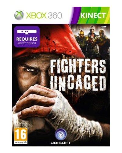 Fighters Uncaged Xbox 360 Kinect Para Los Mejores Videojuegos Fnac
