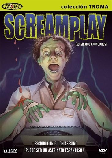 Screamplay - DVD