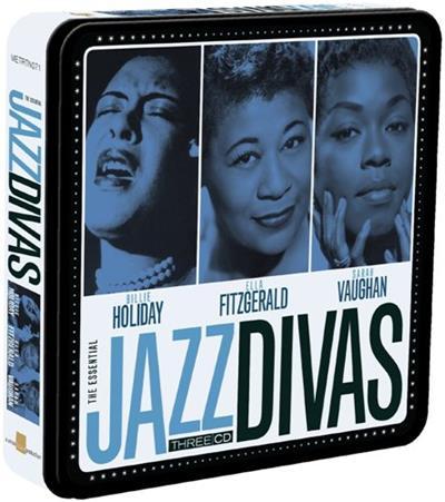 The Essential Jazz Divas (Ed. Box