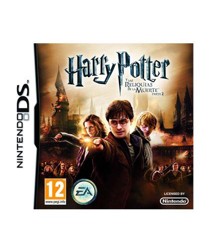 Harry Potter Las Reliquias De La Muerte Parte 2 Nintendo Ds Para