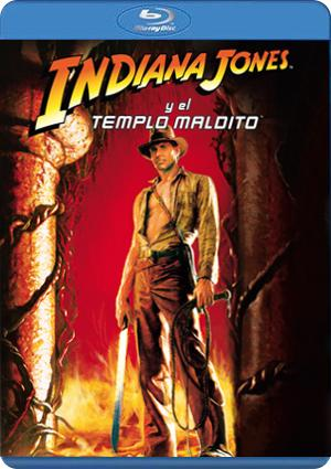 Indiana Jones y el templo maldito - Blu-Ray