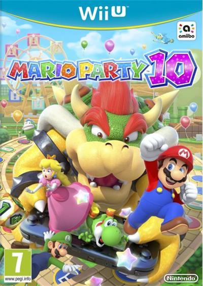 Juegos Wii-U