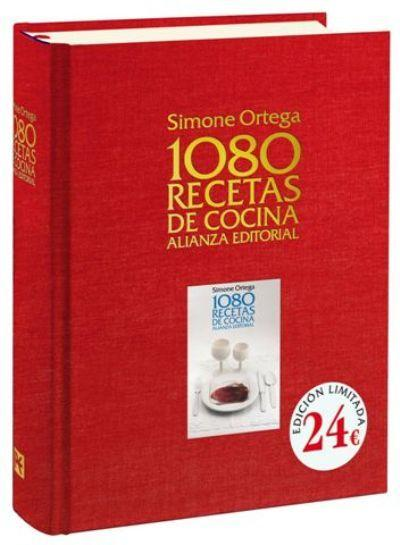 1080 Recetas De Cocina Pdf | 1080 Recetas De Cocina Simone Ortega Sinopsis Y Precio Fnac