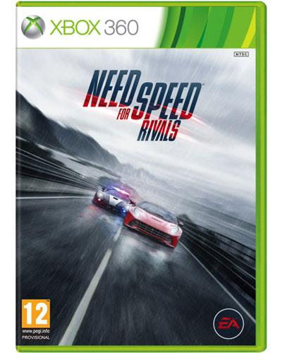 Trailer Need for Speed Rivals