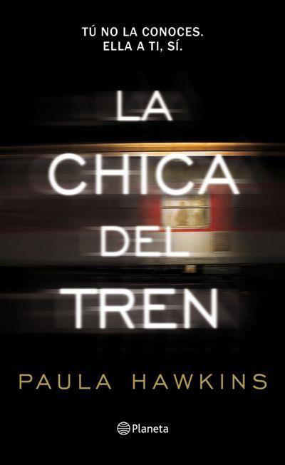 Tráiler de la película La chica del tren