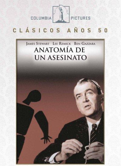Anatomía de un asesinato - DVD - Musica y Cine - Otto Preminger ...