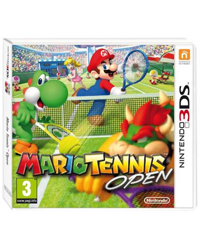 Mario Tennis Open 3ds Para Los Mejores Videojuegos Fnac