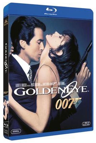 007: Goldeneye - Blu-Ray