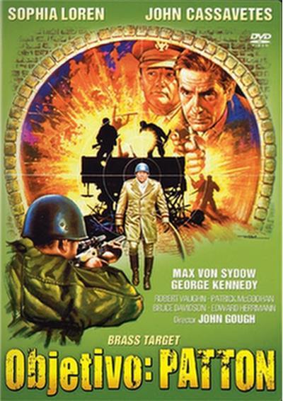 Objetivo Patton - DVD