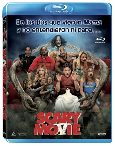 Scary Movie 5 - Blu-Ray