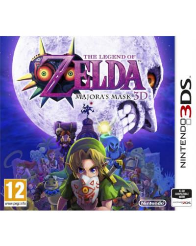 Trailer - The Legend of Zelda: Majora's Mask