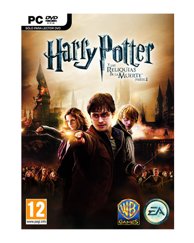 Harry Potter Las Reliquias De La Muerte Parte 2 Pc Para Los