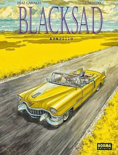 Blacksad Amarillo Trailerbook