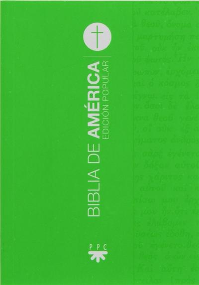 Biblia de América. Popular Verde
