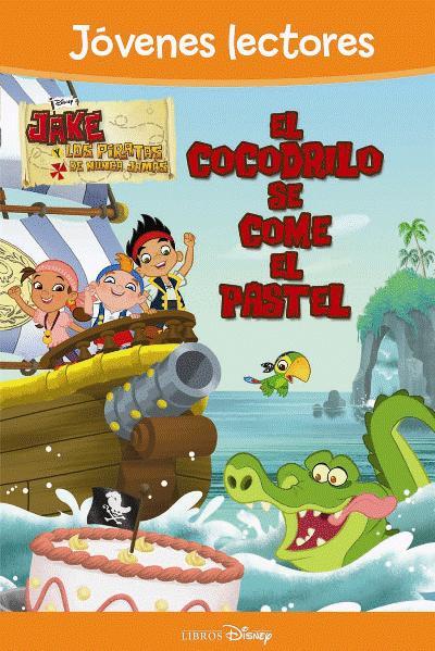Libros disney Jake y los piratas