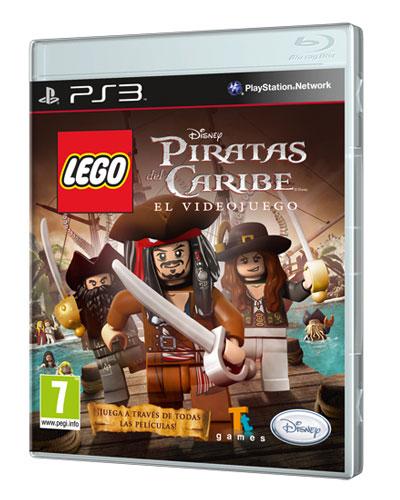 Lego Piratas Del Caribe Ps3 Para Los Mejores Videojuegos Fnac