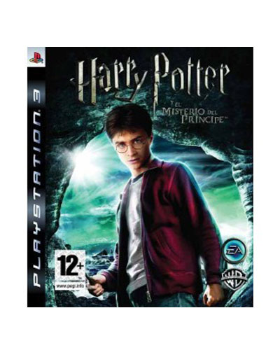 Harry Potter Y El Misterio Del Principe Ps3 Para Los Mejores