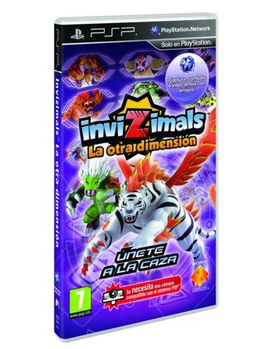 InviZimals La otra dimensin PSP para  Los mejores videojuegos