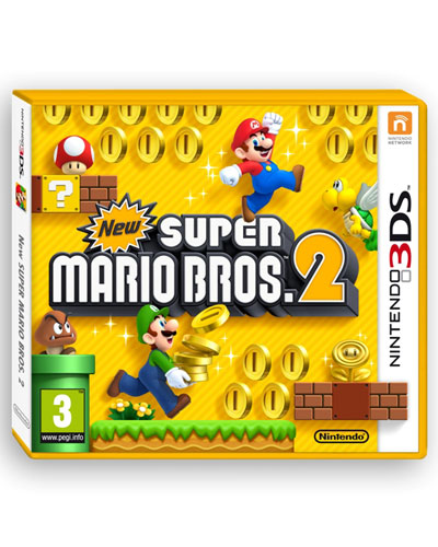 New Super Mario Bros 2 Nintendo 3ds Para Los Mejores Videojuegos