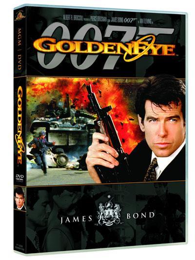 007: Goldeneye  - DVD