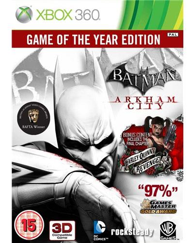 Batman Arkham City Goty Xbox 360 Para Los Mejores Videojuegos Fnac